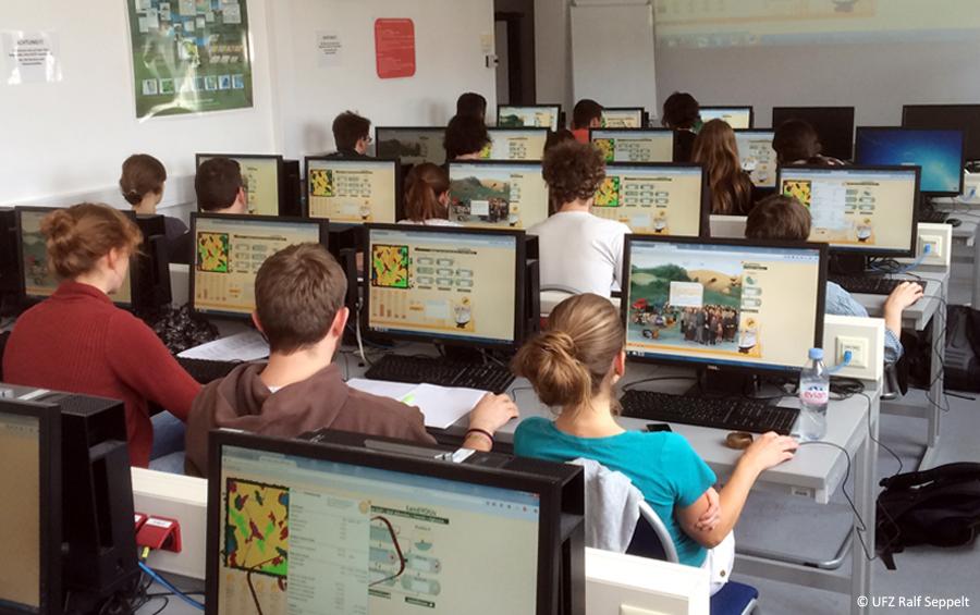 Nachhaltigkeit unterrichten mit dem Onlinespiel LandYOUs
