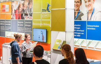 Didacta 2017: Ökonomische Bildung trifft Digitale Bildung