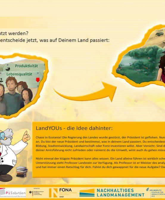 Didacta 2017: LandYOUs wird Dänisch