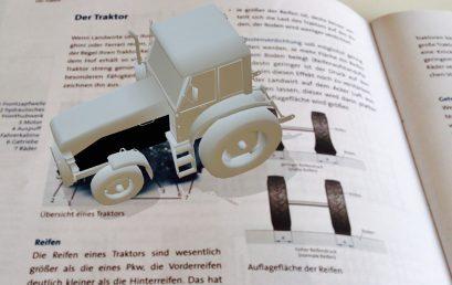 Print digital unterstützen – die PH Heidelberg und Klett MINT wagen den Versuch