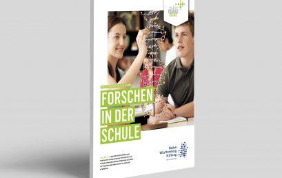 Heute MINT-Förderung – morgen Nobelpreis? Mitmach-Programm für angehende Forscher*innen der Baden-Württemberg Stiftung und Klett MINT