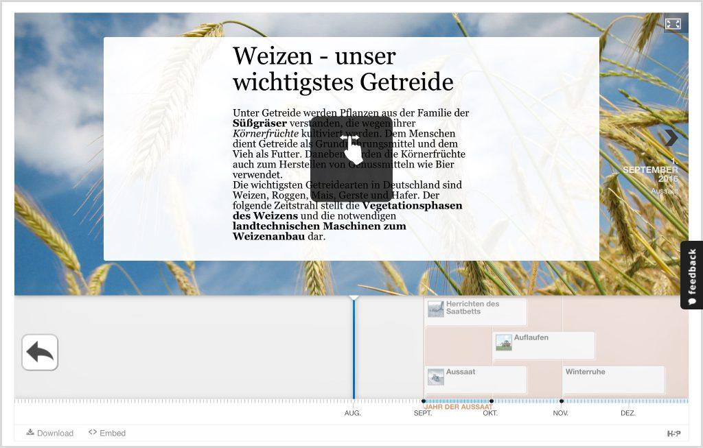 Print digital unterstützen – Landtechnische Inhalte zum Leben erwecken